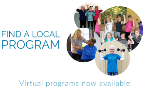 Find a local program. Virtual Programs now available.