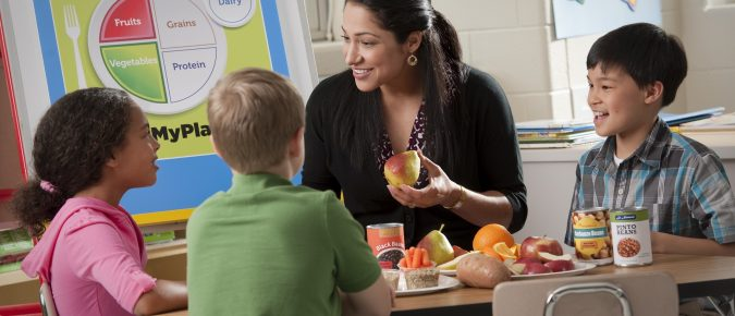 Resources related to healthy schools and early care