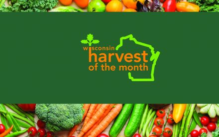 Harvest of the month banner