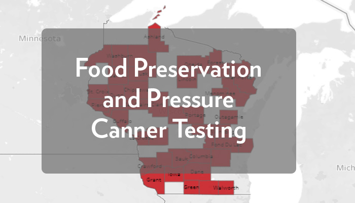 Food Preservation and Pressure Canner Testing